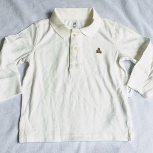 Baby Long Sleeve Polo